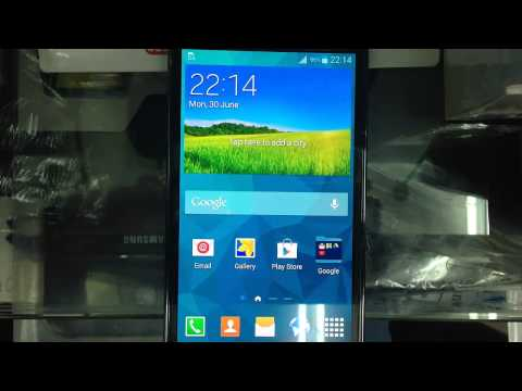 Galaxy S5 Look and Feel on Galaxy Note 2 - Walkthrough