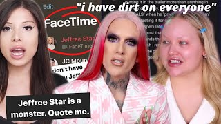 MORE youtubers EXPOSE jeffree star (NEW leaked voice memos)