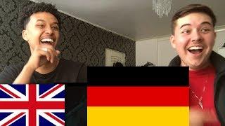UK REACTION TO GERMAN RAP/HIP HOP (Bonez MC, RAF Camora, Dardan, Gzuz, Maxwell)