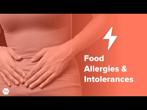 Food Intolerances & Allergies: Signs, symptoms, and what to do about them