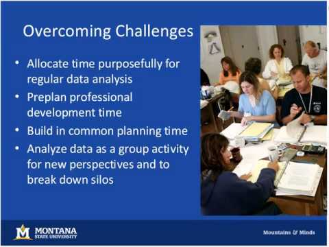 Overcoming Challenges to Effectively Use Data in Rural Schools