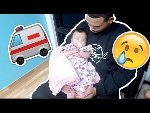 PRAY FOR BABY LONDON AGAIN... EMERGENCY ROOM  VISITS SUCK!