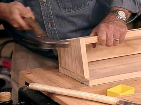 How to Make a Planter Box Mirror