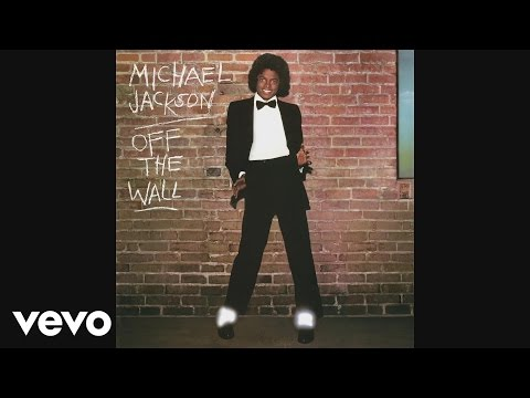 Michael Jackson - It's the Falling in Love (Audio)