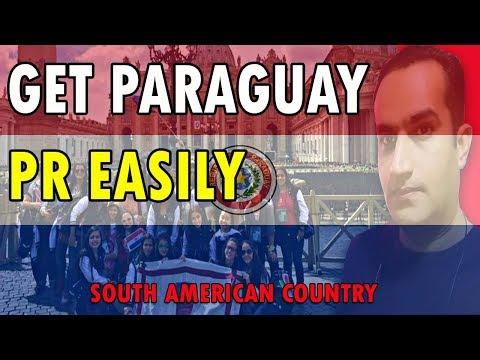 How To Get Paraguay Citizenship Business visa Immigration] Urdu / Hindi 2018
