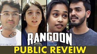 UNCUT | Rangoon FULL Movie 2017 PUBLIC REVIEW | Shahid Kapoor, Kangana, Saif Ali Khan