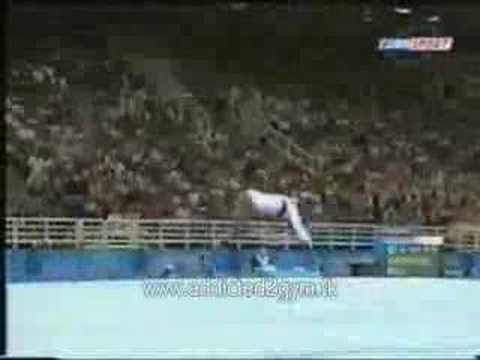 Gymnastics Montage - Beautiful Floor