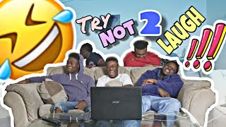 MUST WATCH!! TRY NOT TO LAUGH | HOOD EDITION