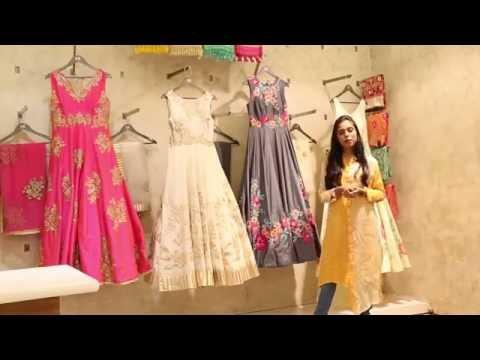 Designer Anarkali Dresses Collection   Monsoon Trend 2017