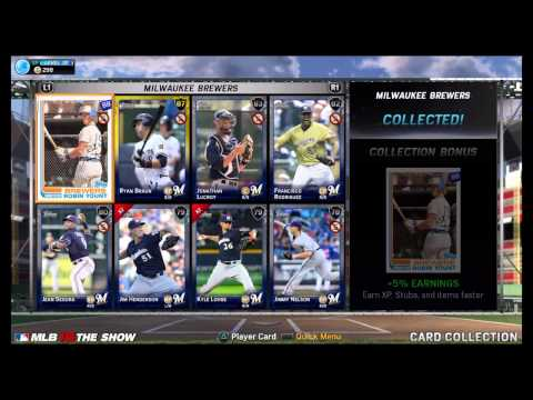 MLB 15 The Show Roster Update 9/14 Crap Update