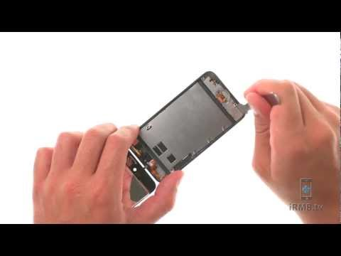 Home Button Flex Cable Repair - iPod Touch 4 How to Tutorial