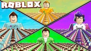 ROBLOX PALS CLONE ARMY WARS!