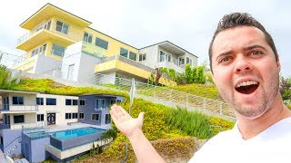 MY NEW HOUSE?!