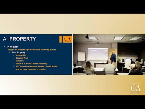 California Real Estate License State Exam / Crash Course | Preview