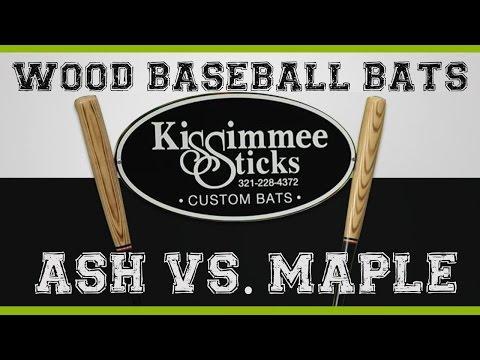 Ash vs. Maple - Do ash bats break more than maple bats?