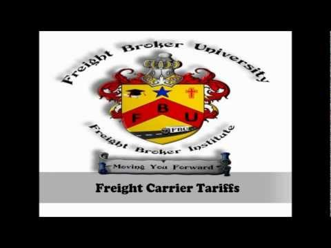 Learn and Understand the Standard Carrier Alpha Code from Our Freight Broker Training Manual