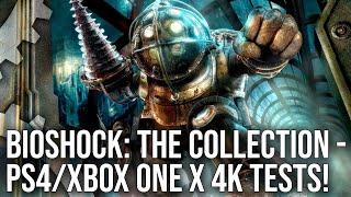 BioShock Collection Xbox One X/PS4 Pro Upgrades Tested: BioShock 1&2 / BioShock Infinite!
