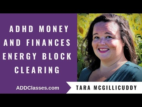 ADHD Money Management Tool: Clear Energy Blocks