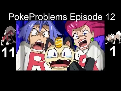 PokeProblems Episode 12 | The Sun,The Scare, The Secret Lair!