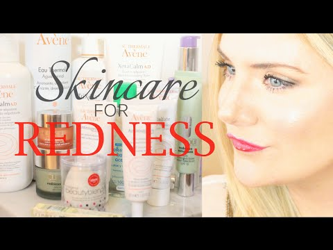 BEST SKINCARE FOR REDNESS, ROSACEA & SENSITIVE SKIN 2015 | TheInsideOutBeauty.com by Heidi