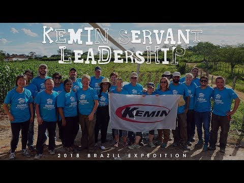 2018 Kemin Servant Leadership Expedition - Brazil