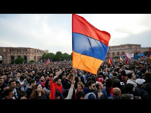 Serj Tankian: Armenia Protests 'Changed the Face of the Country' (Pt. 1/2)