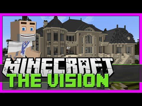 AWESOME HILLSIDE MANSION!! -The Vision Episode 19
