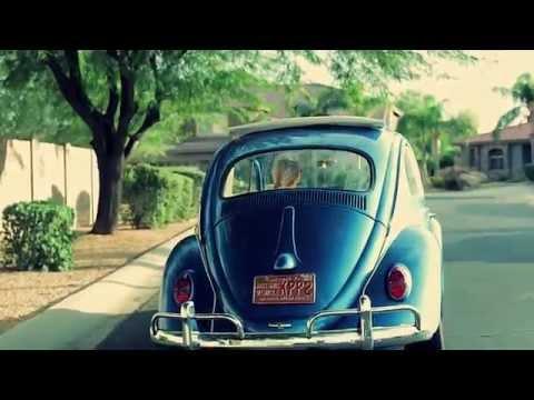 Volkswagen Beetle: VW Beetle Ragtop 1963 Cal Style