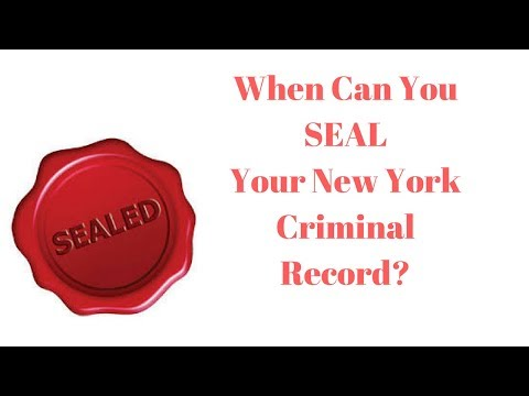 New York's Record Sealing Law: When Can You Seal (Timing is Everything)