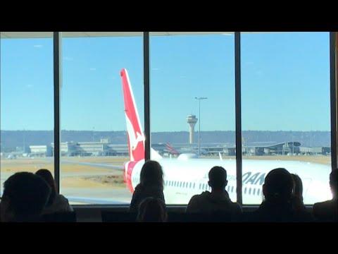 Trip Report | Qantas | Perth - Brisbane | Boeing 737 | Business