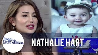 Nathalie Hart Gets Emotional While Talking About Her Daughter TWBA