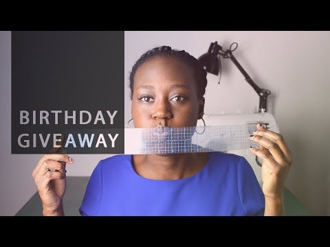 Birthday Giveaway! Ruler and POWER! ((CLOSED)) • Elewa