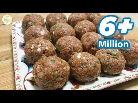 Frozen Kofta Recipe ( Koftay ) - Easy Kofta Recipe | Cook With Fariha (2018)