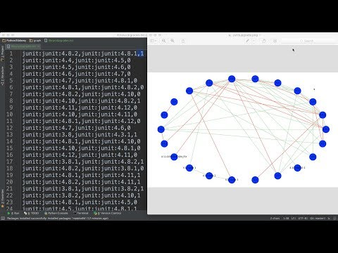 53-Python||  networkx-  تحليل البيانات وتبسيط المشاكل المعقدة