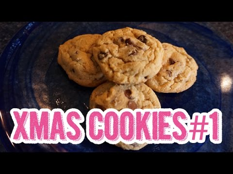 6 Baking Tips + Best Chocolate Chip Cookie Recipe | Christmas Holiday Prep Series 2014