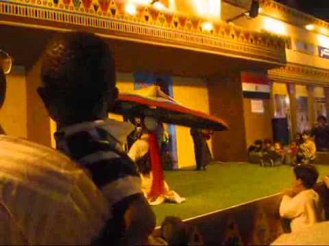 Egyptian folklore - Dubai Global Village.flv