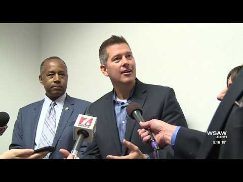 WSAW: Congressman Sean Duffy Hosts 5th Annual Hunger & Homelessness Summit