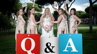 Wedding Photography Q & A, Having two shooters and group shots