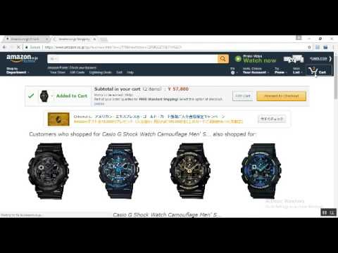 How to shopping on  amazon without Visa in japan (khmer version)