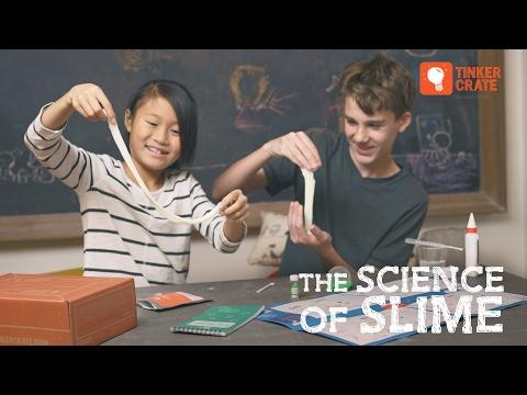 Make Slime - Tinker Crate Project Teaser