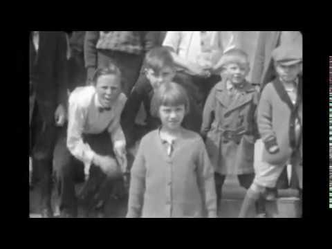 Home Movies: Wealthy Children(?) [silent] (1920's)