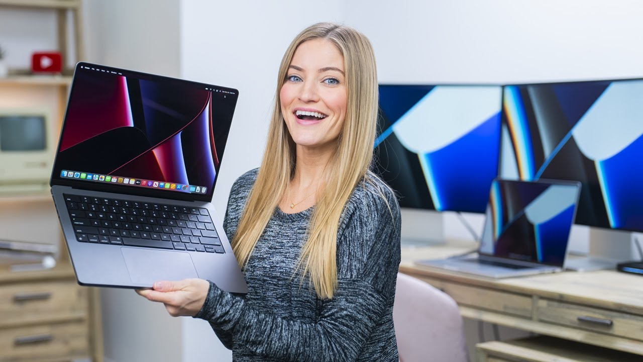 New 16in and 14in MacBook Unboxing | M1 Max and M1 Pro