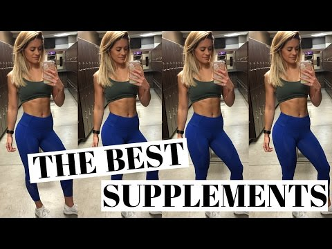 SUPPLEMENTS | My Top 3 Must Haves