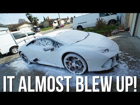 I THOUGHT MY CAR WAS GOING TO BLOW UP! NEW CAMERA, FIRST CAR SHOW PREPPING, DAY IN THE LIFE!