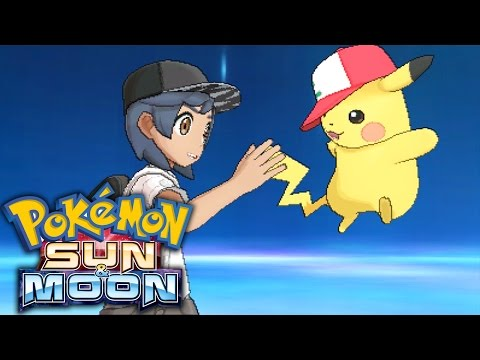 All Ash Pikachu Forms & EXCLUSIVE Z-Moves! Mystery Gift Event GAMEPLAY - Pokemon Sun and Moon