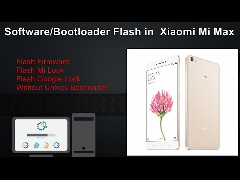 How to upgrade miui 9 software flash in redmi max fastboot & download mode