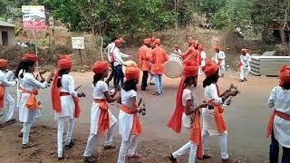 हेदवी -हिंदू नववर्ष शोभा यात्रा!!!
