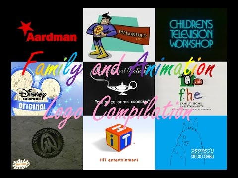 Family and Animation logos compilation