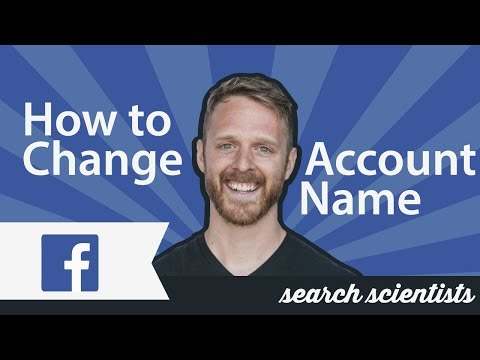 How to Change Facebook Ads Account Name
