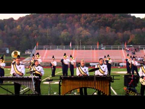 Wellston Marching Band -2011- Sound, Shape, and Color